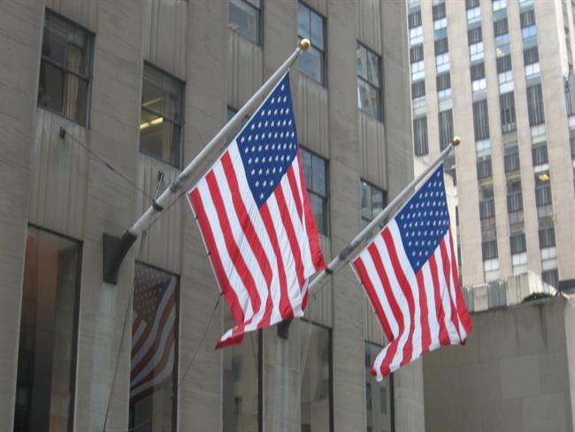 Wall Street cierra con suaves caídas a la espera de la guerra comercial y la Fed