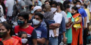 coronavirus plus de 100 000 nouveaux cas quotidiens en inde une premiere