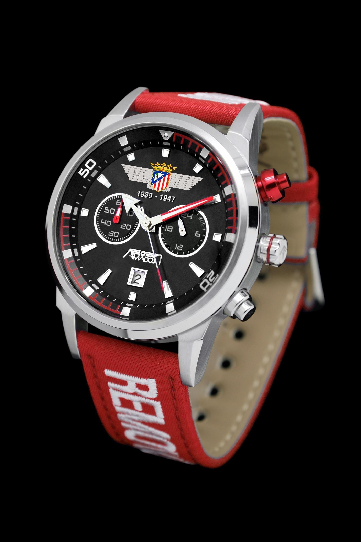 406fd88adaa0 Aviador Watch lanza el reloj Atlético Aviación para celebrar el 80  aniversario de su fundación - Bolsamanía.com