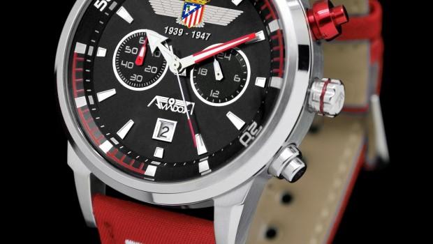b7679184b278 Aviador Watch lanza el reloj Atlético Aviación para celebrar el 80  aniversario de su fundación