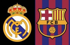 Real Madrid Barcelona