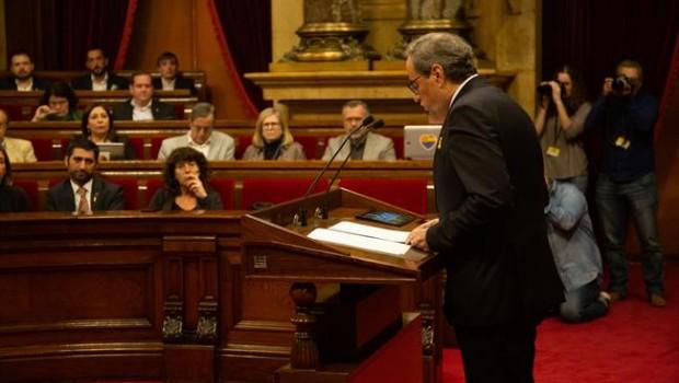 ep quim torra compareceplenoparlament