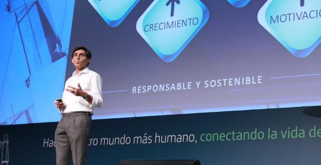 Impecable pull back de Telefónica: a por los mínimos de 2019
