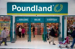 Poundland, retail