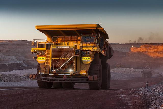 American mining companies in australia