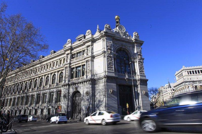 ep fachada del banco de espana