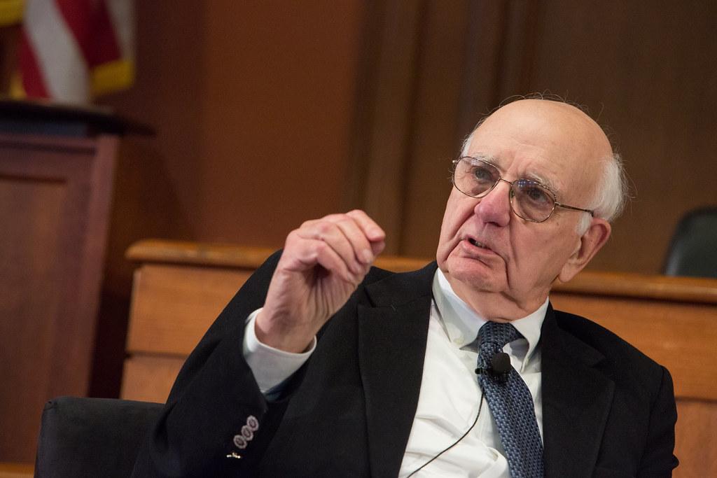 Muere el ex presidente de la Fed, Paul A. Volcker, a los 92 años