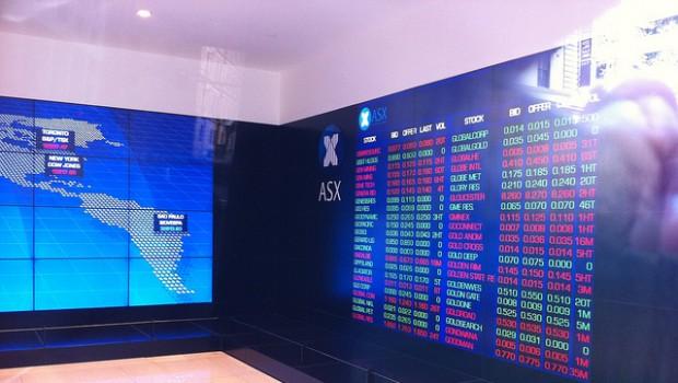 Australian Stock Exchange (ASX) by Cimexus (Flickr)
