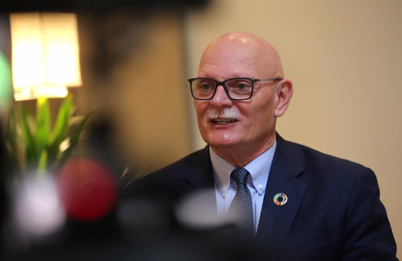 Hoffman confía en un Mobile presencial y con niveles prepandemia en 2022