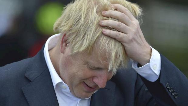 ep el primer ministro de reino unido boris johnson