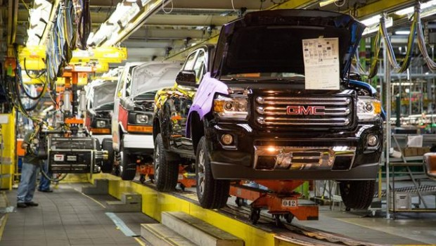 GM's United States auto sales rise 7.5% in August; Ford's dip 2.1%