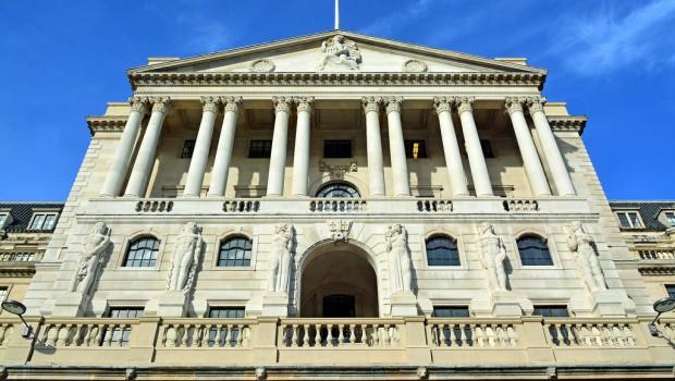 El Banco de Inglaterra siente la presión de la inflación para subir los tipos