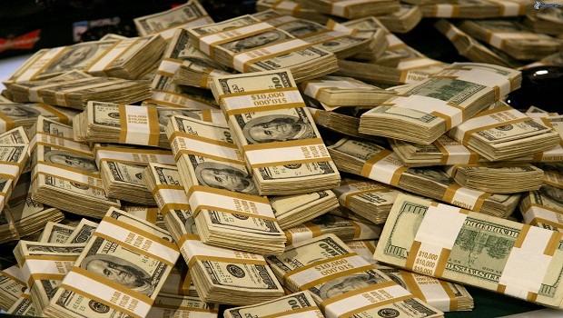dinero, dolares, rico, billetes