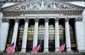 New York Stock Exchange, NYSE, markets, Wall Street, US, America. Photo: George Rex