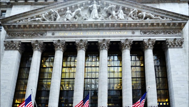 New York Stock Exchange, NYSE, markets, Wall Street, US, America. Photo: George Rex