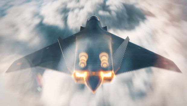 rolls royce dl aerospace defence tempest jet airplane technology r