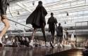 burberry 2019 tisci fashion models catwalk