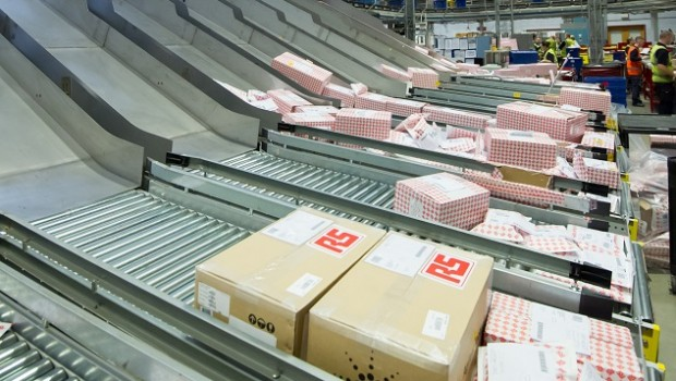 electrocomponents warehouse distribution