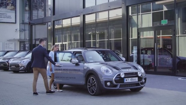 mini car dealership inchcape