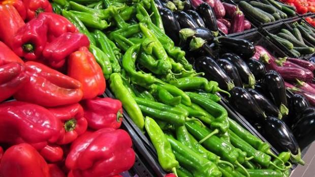 ep pimientos berenjenas verdura hortalizas supermercado consumo ipc