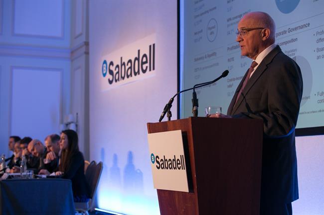 Banco Sabadell inicia el proceso de venta del 100% del capital de Solvia