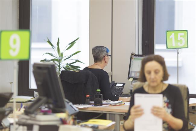La seguridad social pierde afiliados en enero su for Oficina citibank madrid