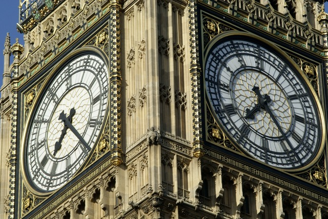 big ben london government politics
