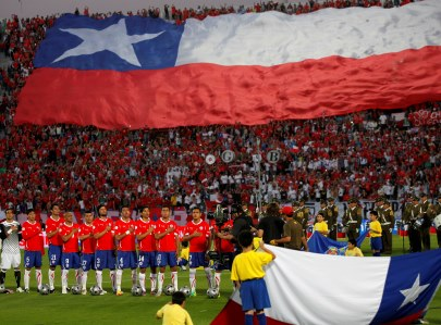 seleccion chilena futbol chile