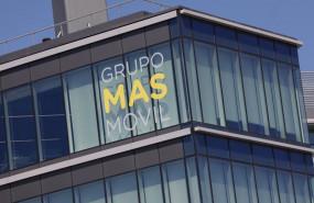 ep archivo   fachada de la empresa grupo masmovil ubicada en madrid espana a 10 de septiembre de