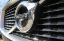 black front spoiler camera volvo logo auto 2190860