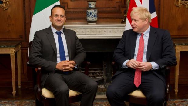 boris johnson leo varadkar brexit irlanda