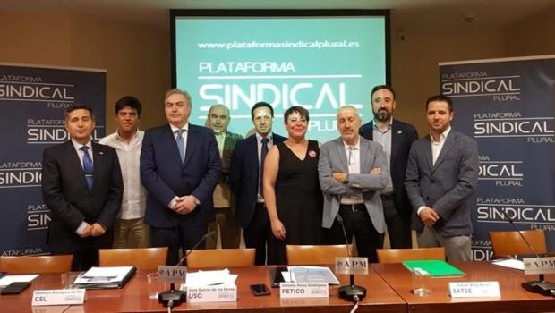 ep constitucionla plataforma sindical plural psp