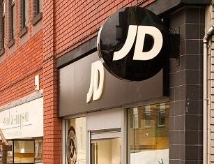 JD Sports 150