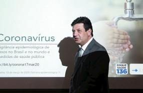 ep el ministro de salud de brasil luiz henrique mandetta