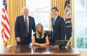 ivanka trump despacho oval
