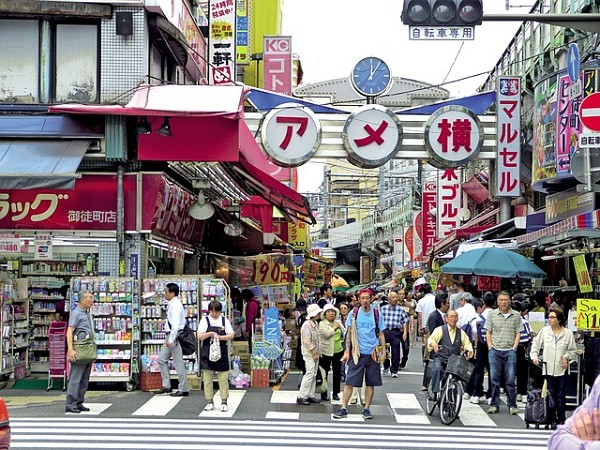 Japan, Nikkei, Tokyo, Asia