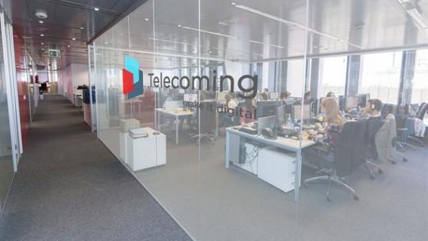 Telecoming facturó alrededor de un 30% más en 2017, el año de su desembarco en Asia
