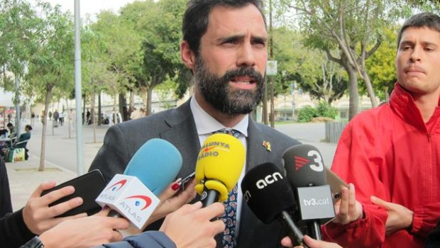ep presidenteparlament roger torrent enimagenarchivo