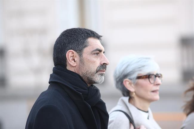 Protagonistas de la mañana en España: Trapero, la salida de FG por el caso Villarejo...