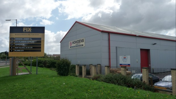 Howden Joinery, manufacturing, distribution
