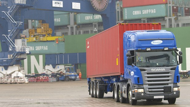 Wincanton, trade, containers, exports, imports, distribution, logistics