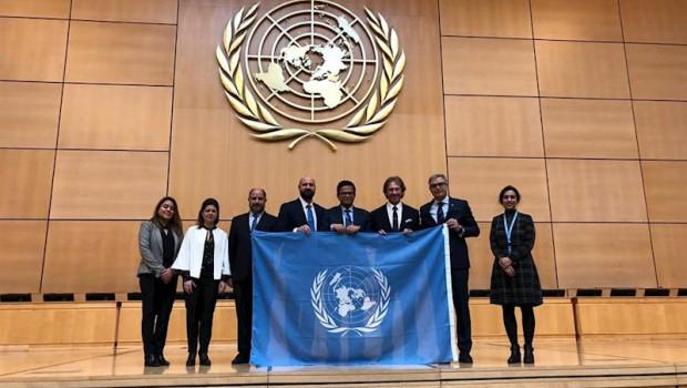 ep representantes de cifal madrid del instituto de las naciones unidas para formacion profesional e