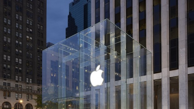 Apple, Apple New York store