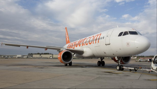 EasyJet's half-year losses climb higher due to weak pound and late Easter