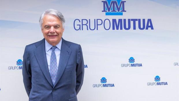 ep archivo - el presidente de grupo mutua madrilena ignacio garralda en la presentacion de