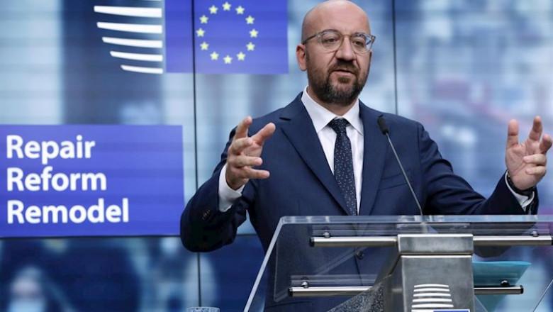 ep charles michel presidente del consejo europeo