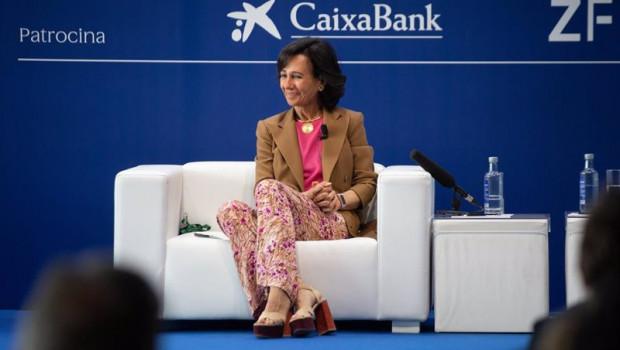 ep la presidenta del banco santander ana botin en la reunion del circulo de economia