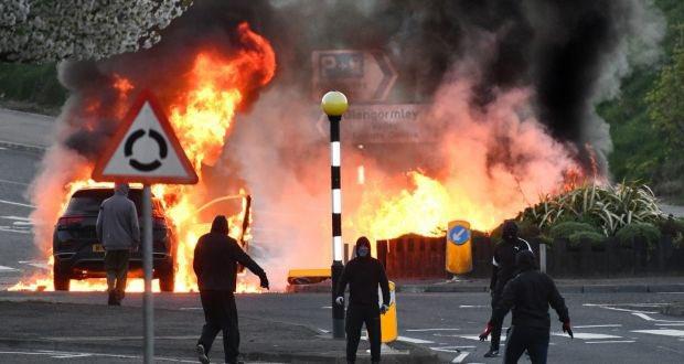 belfast riots 2021