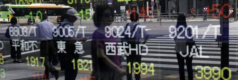 Las bolsas asiáticas sufren por el coronavirus de China y el recorte a Hong Kong