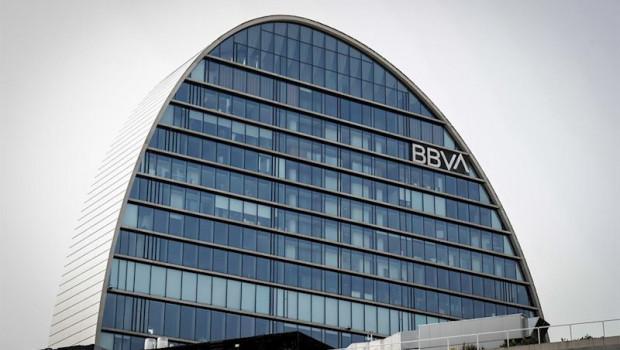 ep la ciudad bbva compuesta por siete edificios que alberga la nueva sede de la entidad bancaria